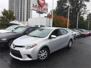 2014 Toyota Corolla CE ~ We Finance ~ Certified ~ Apply Today !!