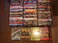 100 USED DVDS FROM A PRIVATE COLLECTION (IN GOOD CLEAN CONDITION) LOT #2