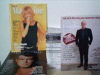 38 x Saga magazines