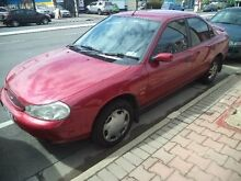 2000 Ford Mondeo HE Verona Red 5 Speed Manual Sedan Somerton Park Holdfast Bay Preview