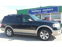 2010 Ford Expedition Eddie Bauer. FRESH SAFETY. DVD. TOW PCKGE!