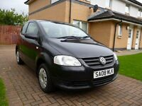 2008 Volkswagen Fox 1.2 Urban 3dr FSH Full MOT Group 1 insurance