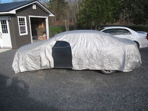 Large car - truck storage cover