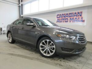 2018 Ford Taurus LIMITED AWD, NAV, ROOF, LEATHER, LOADED, 27K!