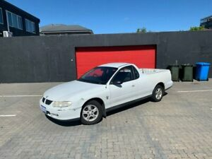 2002 Holden Ute VU II S Utility Extended Cab 2dr Auto 4sp 729kg 3.8i White Automatic Utility Como South Perth Area Preview