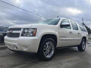 2008 Chevrolet Suburban LTZ Florida Truck Out standing condition