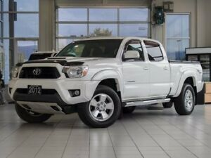 2012 Toyota Tacoma V6 4x4 Double-Cab 140.6 in. WB