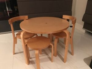 Toddler table and chair set Iluka Joondalup Area Preview