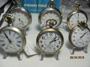 Pocket watches from B.C. Jewellery stores/private label