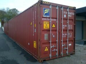 STORAGE CONTAINERS. SHIPPING CONTAINERS . SEA CANS