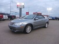 2009 Chrysler Sebring TOURING CONVERTIBLE Apply Today!