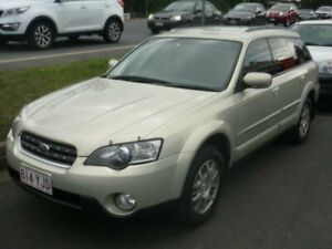 2004 Subaru Outback Gold 5 Speed Manual Wagon Caboolture Caboolture Area Preview