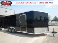 JUST LANDED ON OUR LOT - 8.5X20 AMERALITE CAR HAULER! London Ontario Preview