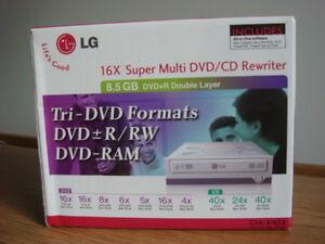 LG 16X MULTI DVD/CD RE-WRITER