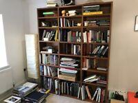 Fantastic large book shelves for sale by 10 September
