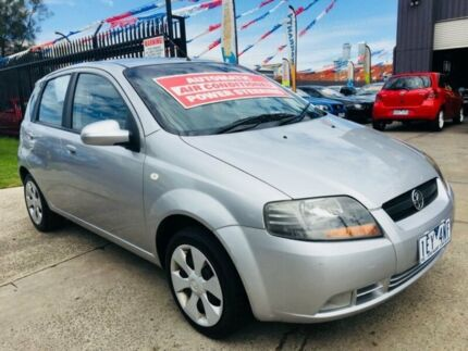 2007 Holden Barina TK MY07 4 Speed Automatic Hatchback Brooklyn Brimbank Area Preview