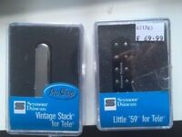 Seymour Duncan ST59-1 Little '59 Lead for Tele Guitar - Guitar Pickup