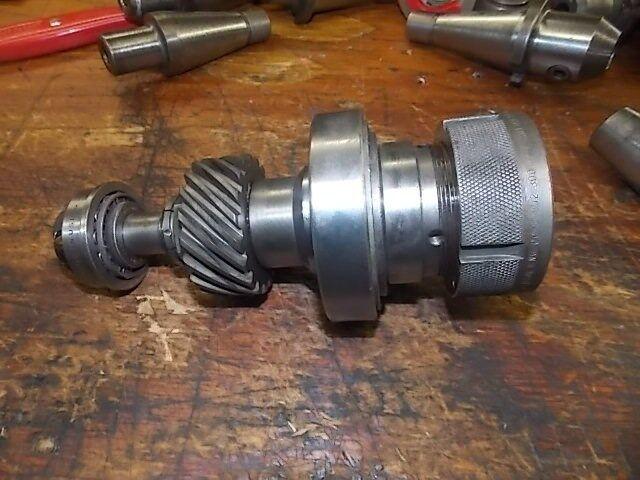 Universal Engineering Kwik Switch 300 Spindle