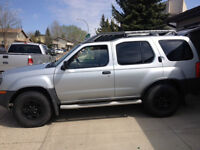 FOR PARTS OR? NISSAN XTERRA $2100