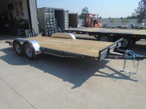 PJ CAR HAULER - 18' LONG QUALITY MADE TRAILER- YOUR LOWEST PRICE London Ontario image 3