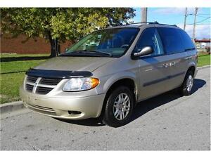 2006 Dodge Caravan. Low Kms. Remote Starter. Dvd.