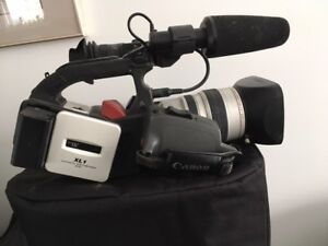 Canon XL1 video recorder