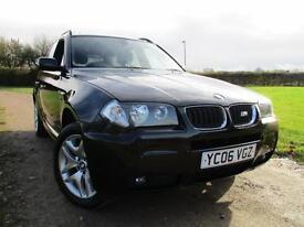 BMW X3 2.0d M Sport 4x4 Estate