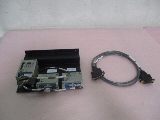 Keyence N-400 Multi-Drop Controller Assy w/ 2 N-48 Communication Units, 423411