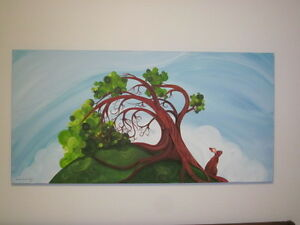 Oil painting for sale - reduced price