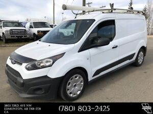 2015 Ford Transit Connect XL Roof Rack & Pipe Rack Cargo Van