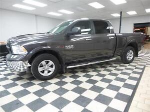 2014 RAM 1500 OUTDOORSMAN CREW 4X4 - REMOTE START**HEATED SEATS