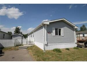Check out this well maintained mobile in Coaldale!
