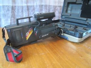 Sony Video 8 AF Camera