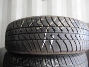 175/65R14 SINGLE ONLY USED HANKOOK A/S TIRE