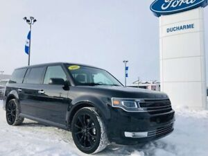 2019 Ford Flex Limited, AWD, $273 Bi-Weekly! 7 Passenger!