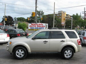 **2010 Ford Escape XLT** Certified & E-tested