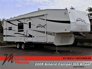 2005 Americ Camper 5th Wheel