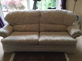 Beautiful G-Plan Carerra 3 & 2 couches in Perfect condition