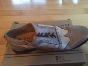 "Bed Stu lace up shoes, Women's  ""Lita"" .  New in box. Size 11"