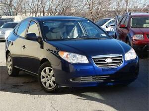 2008 Hyundai Elantra GL WITH safety and e-test