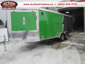 Best bang for you buck on enclosed snowmobile 2016 trailers