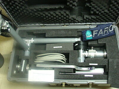Cmm Portable Articulating Arm Faro Technologies Inc  Mod S08   Rev 9