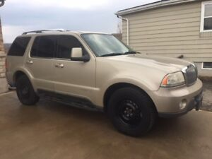 2005 Lincoln Aviator - mechanic special