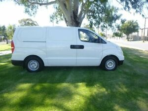 2010 Hyundai iLOAD TQ-V White 5 Speed Manual Van Beverley Charles Sturt Area Preview