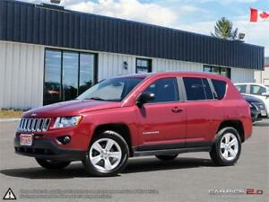 2012 Jeep Compass Sport,ONE OWNER,FULL SERVICE HISTORY