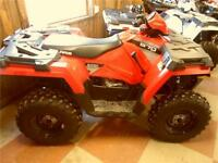 2015 Polaris 570 Sportsman EFI ATV - $500 down / $63 biweekly