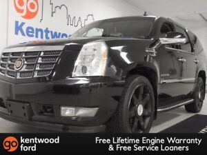 2011 Cadillac Escalade Escalade- sunroof, heated/cooled power le