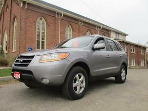 2008 Hyundai Santa Fe GL 5-Pass - AWD - V6 - CERTIFIED ONLY 4999