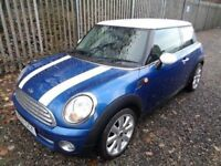 MINI COOPER 2007 1.6 PETROL 3 DOOR SERVICE HISTORY MOT 18/05/18 no advisories EXCELLENT CONDITION