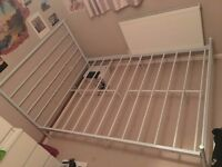 new double size bed frame